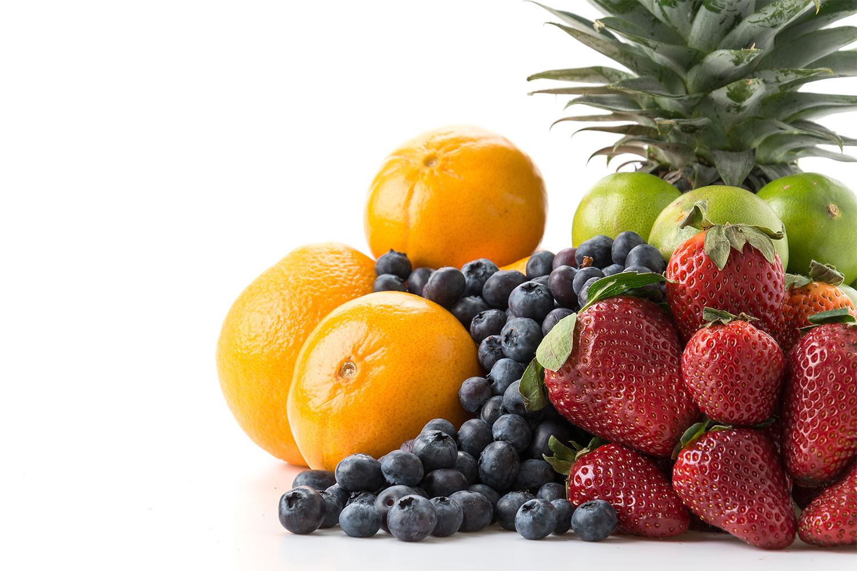 Frutas y Verduras de temporada en primavera