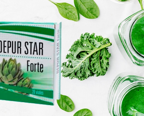 Depur Star de Espadiet Depurativo Complementos alimenticios alcachofera